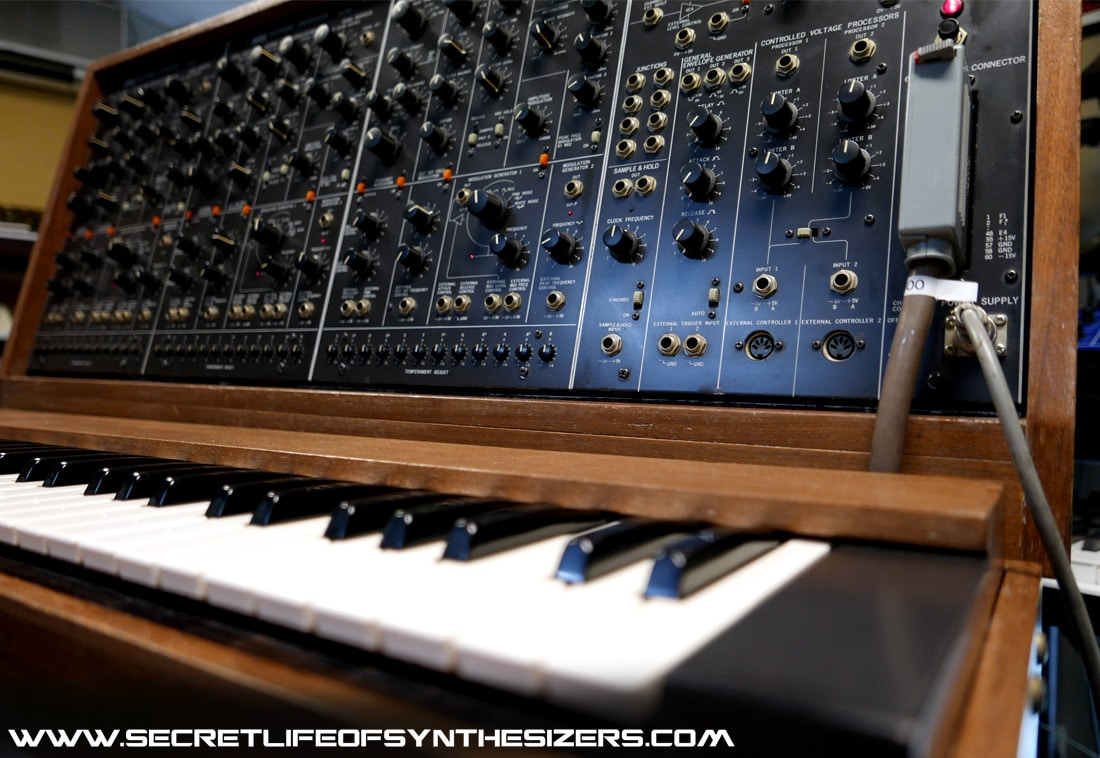 Inside the Sequential Circuits Pro-1