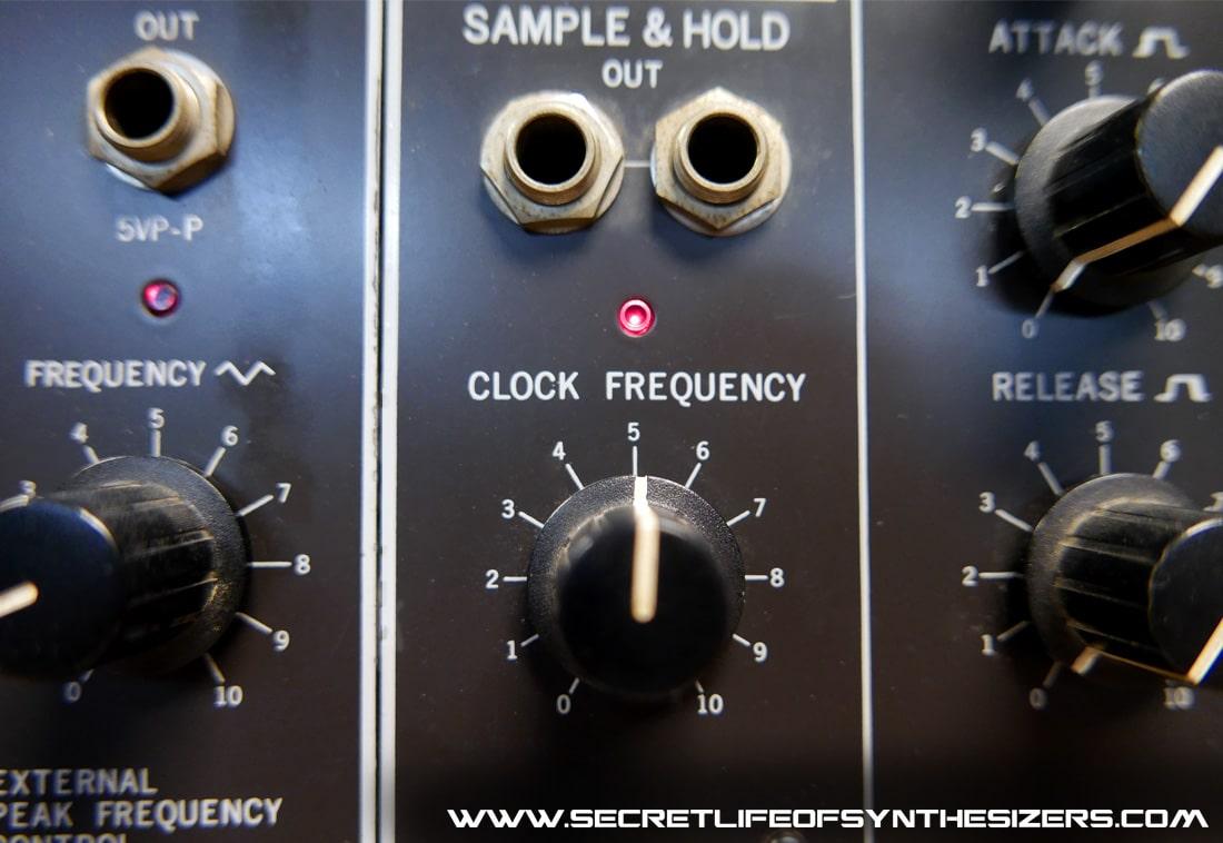 Korg PS-3300 sample & hold