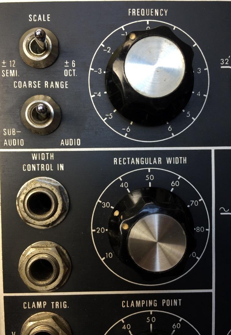 Moog Model 12 VCO