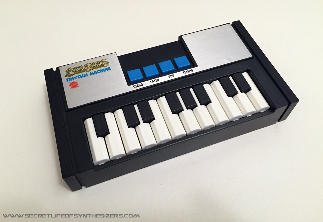 Bee Gee synth