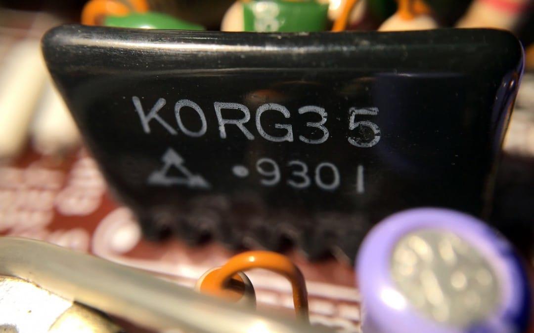 The Korg 35 filter
