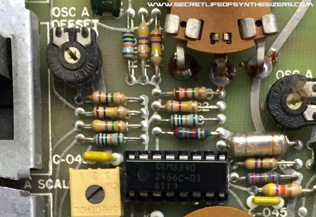 Sequential Circuits Pro-1 CEM3340