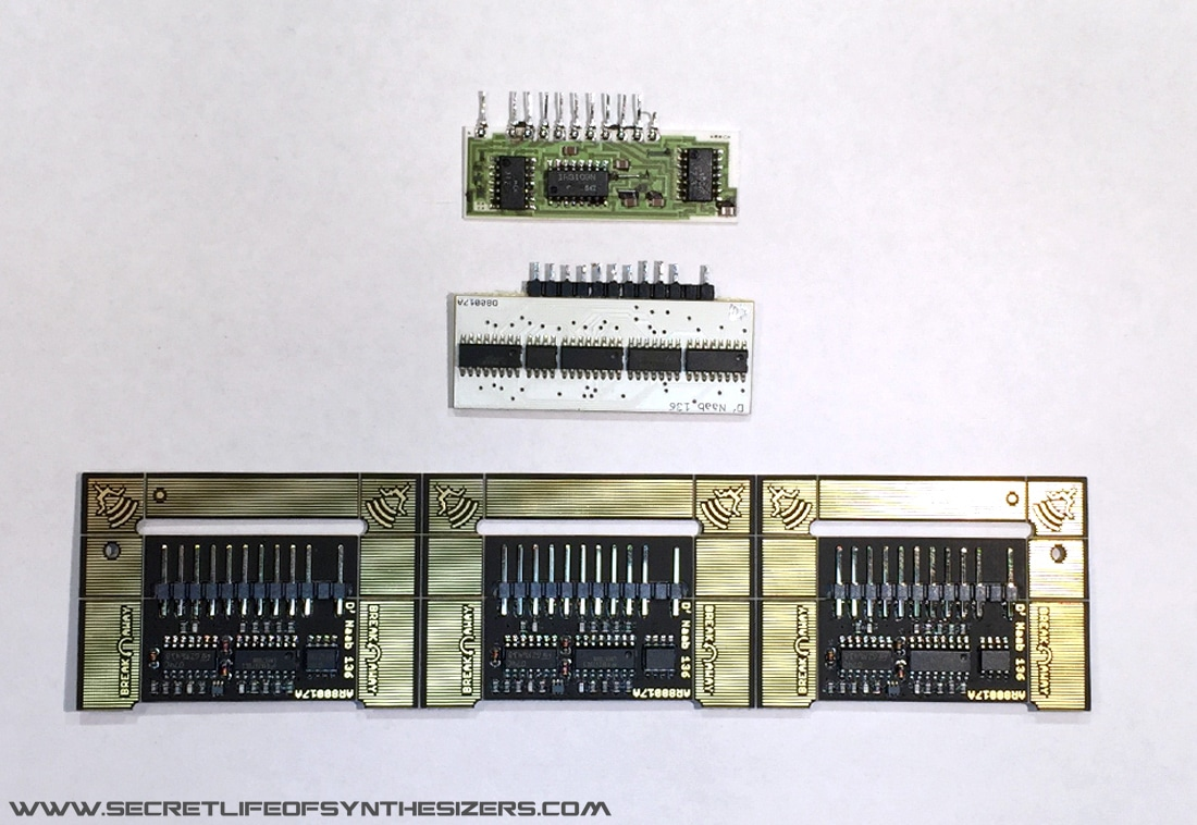 Roland Juno-106 voice chips