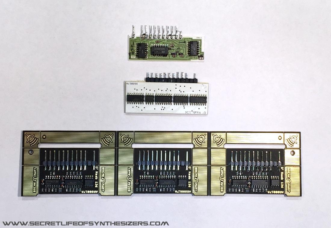 Juno-106 voice chips