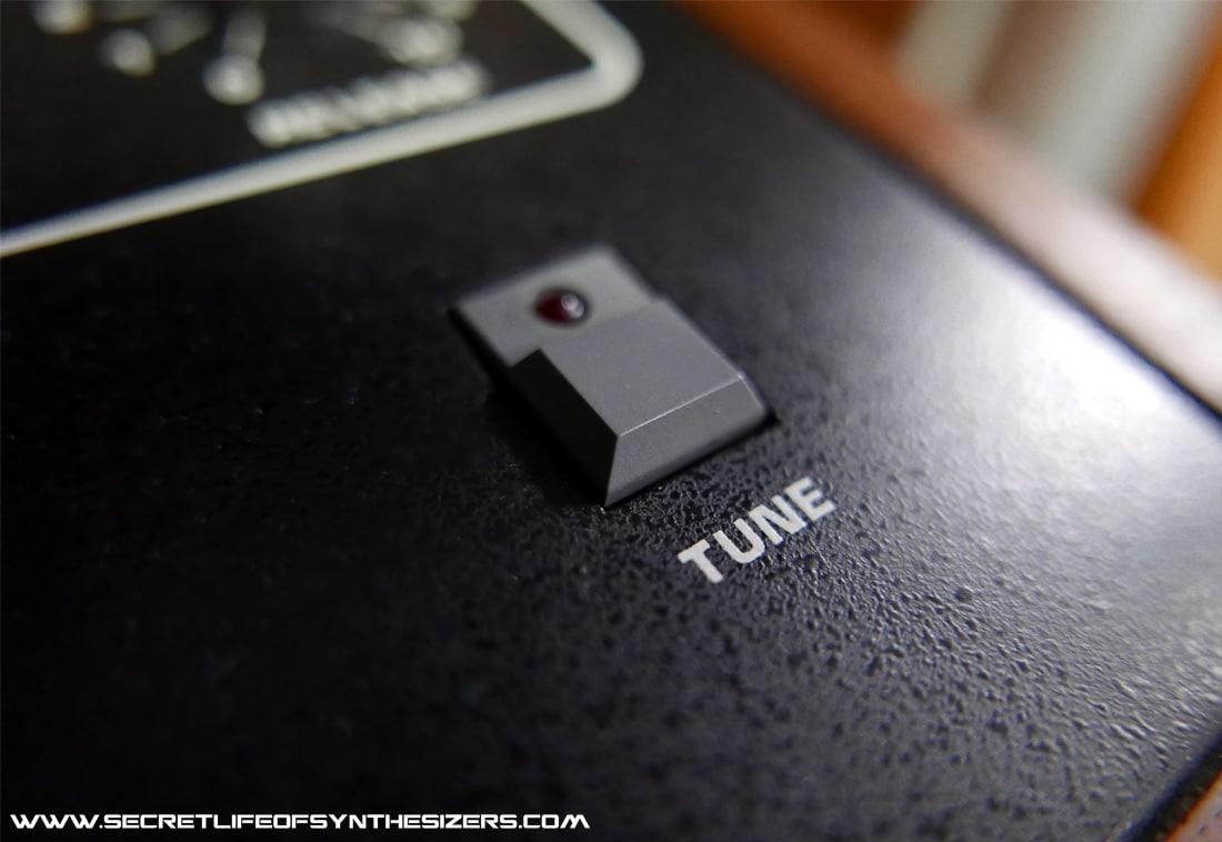 Prophet 5 auto tune
