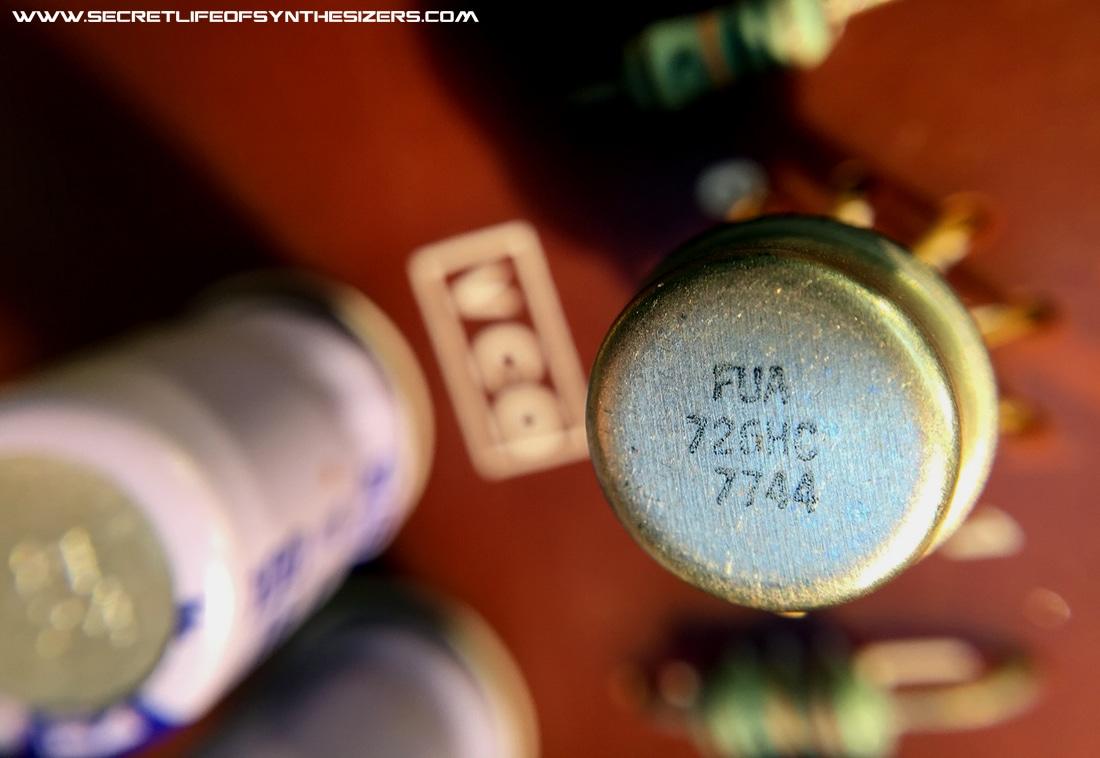UA726 Roland Jupiter 4