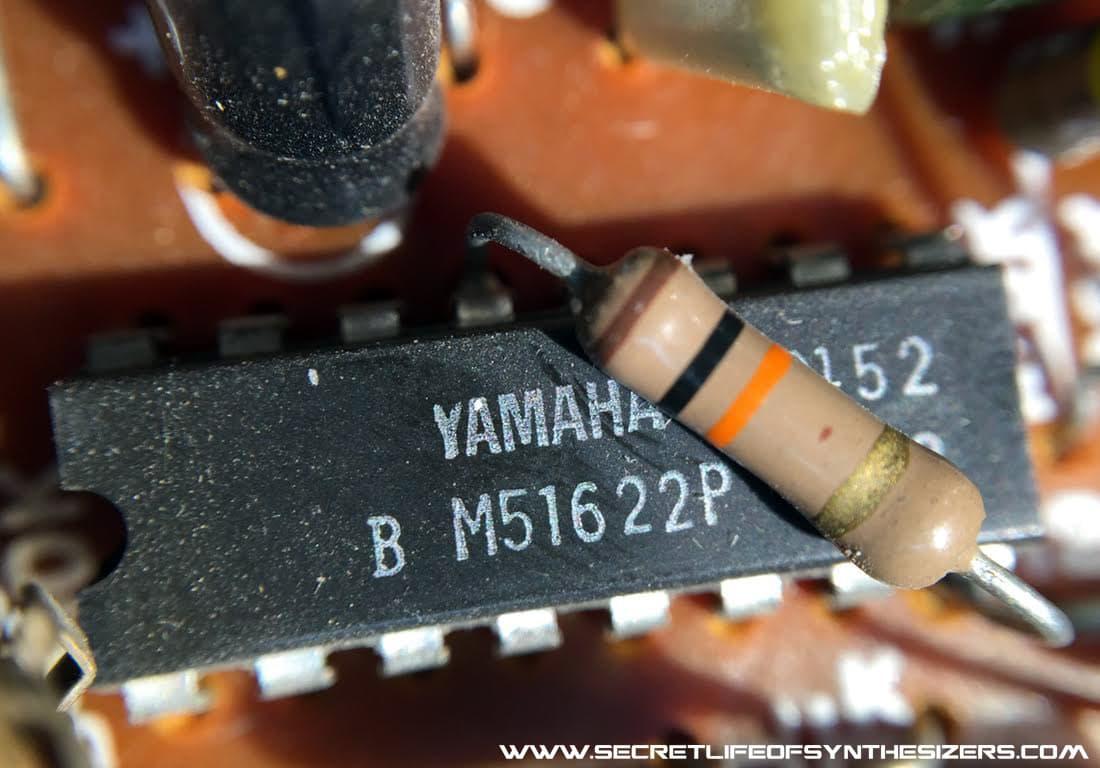 Yamaha IG00152 IC