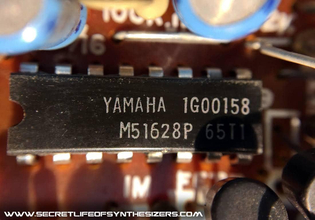 Yamaha IG00158 WSC IC