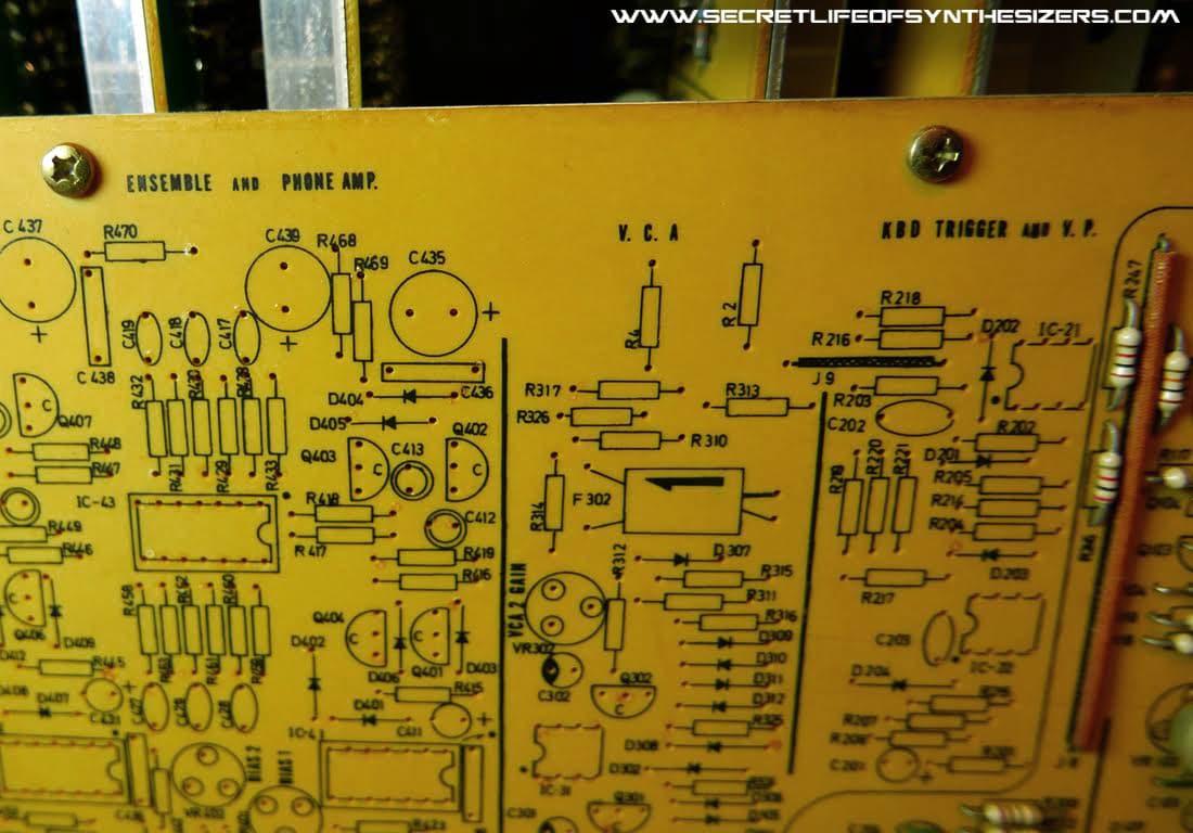 PS-3300 Ensemble board