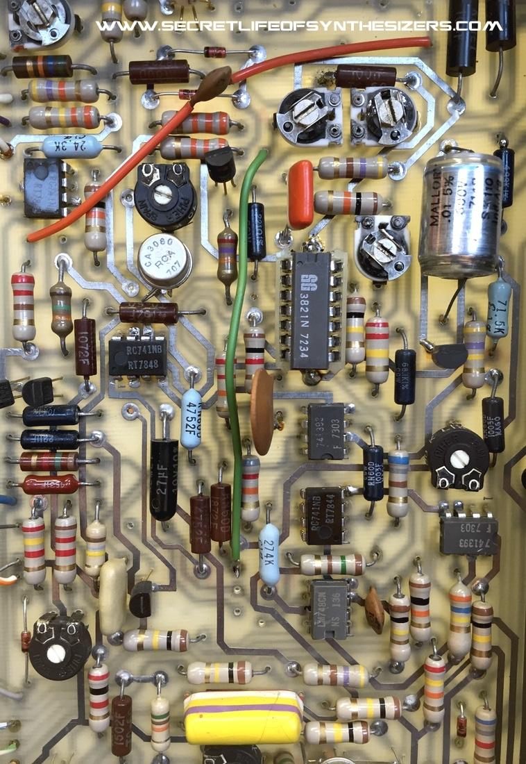 Moog modular VCO