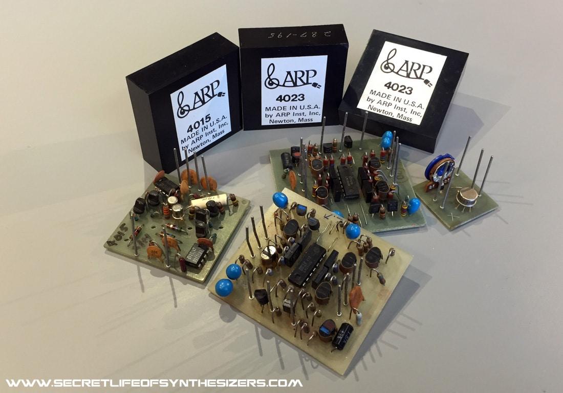 ARP sub-modules