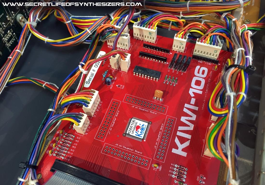 Kiwi-106 board