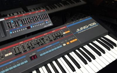 Caring for the Roland Juno-106