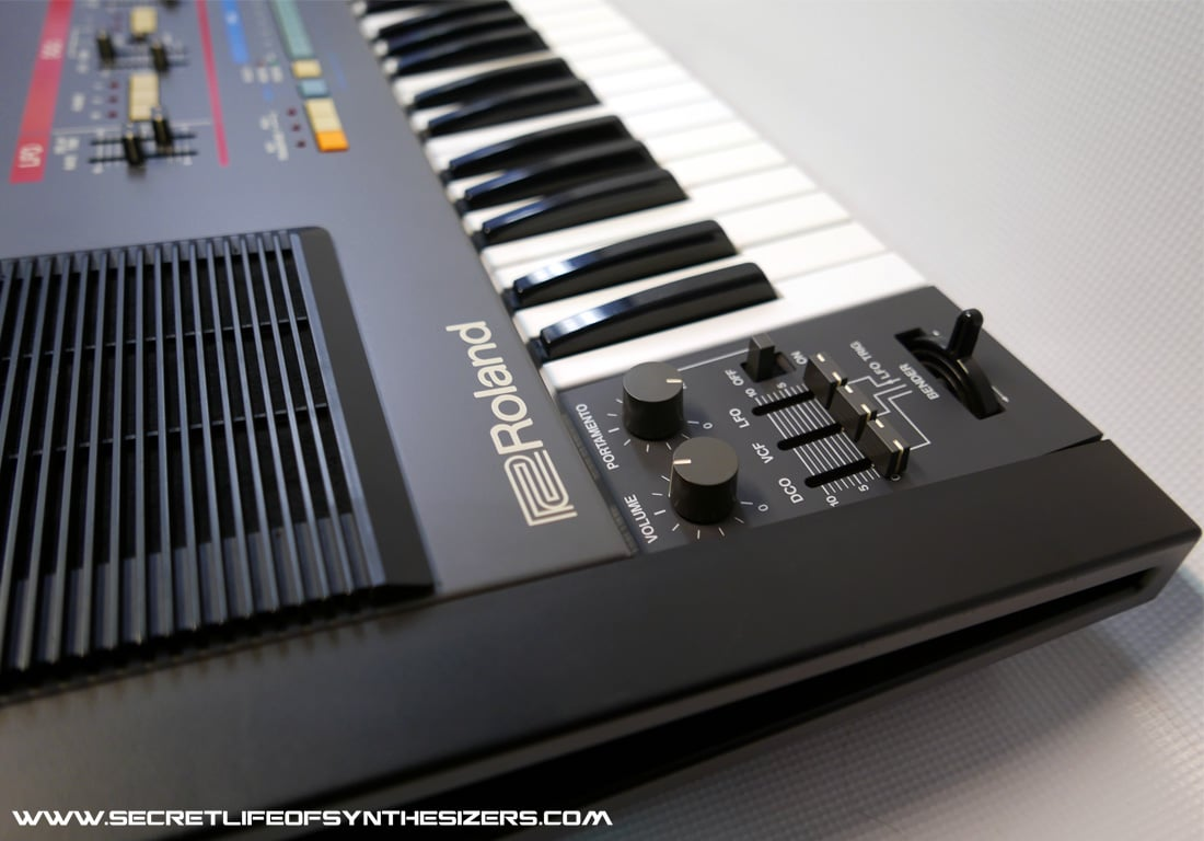 Keeping the Roland Juno-106 alive into the future