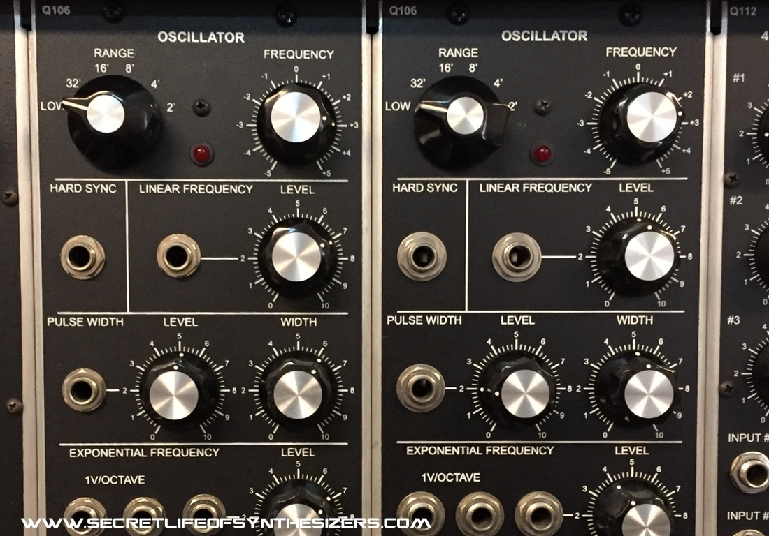 synthesizers.com Q106 VCO'S