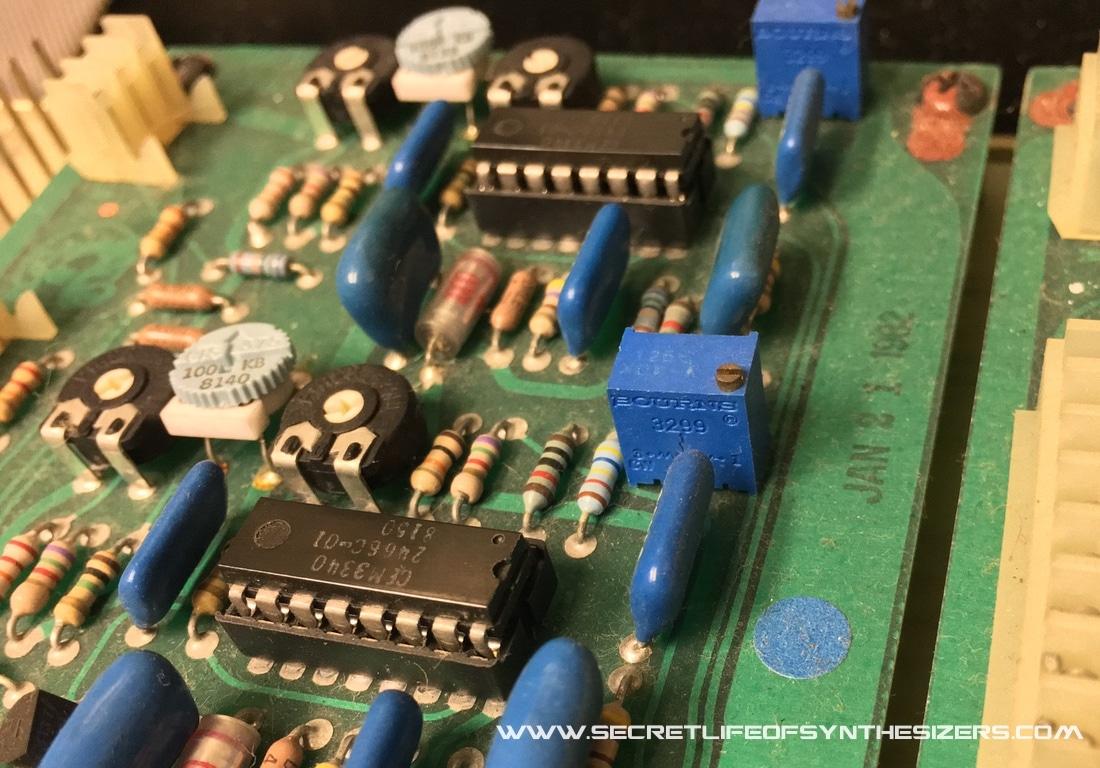 Oberheim Obxa oscillator