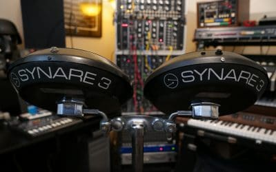 Star Instruments Synare 3 drum synth