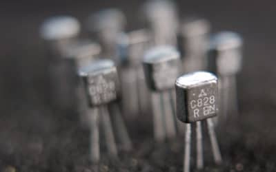 Roland TR-808 noise transistor update